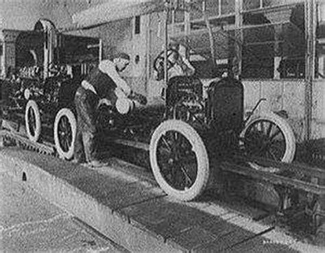 Henry Ford Documental Resumen by Vida Y Obra De Henry Ford Que Es El Fordismo El Ford T Biografia