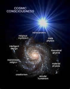 Universe Cosmic Consciousness