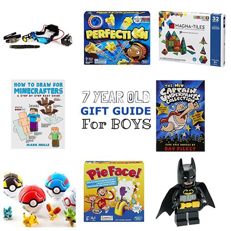 7 year old gift guide 7 year boy gift guide placey