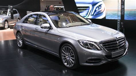 We analyze millions of used cars daily. 2015 Mercedes-Benz S600 Brings V-12 Power To Detroit