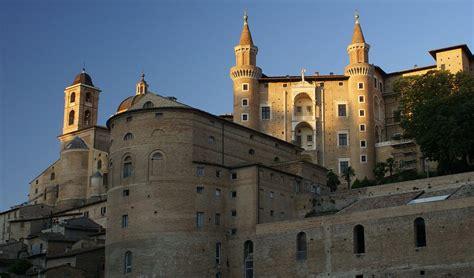 Ingresso Palazzo Ducale Palazzo Ducale Urbino