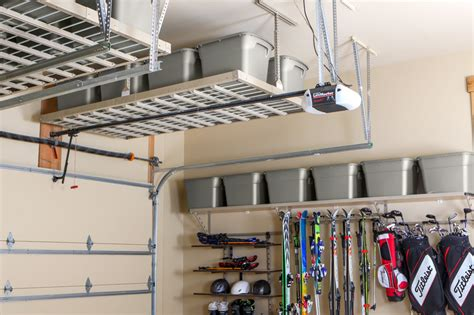 Garage Overhead Storage Atlanta  Garage Solutions Atlanta