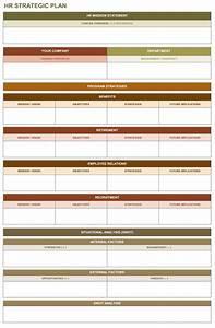 9 Free Strategic Planning Templates