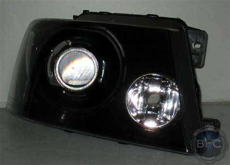 2007 ford f150 lights 2007 ford f 150 black hid projector conversion headlights