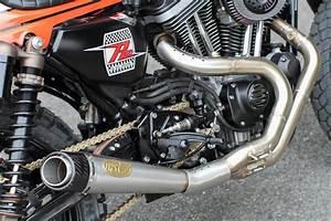 Harley Davidson Slip On Exhaust Diagram : racing caf harley xl 1200 r rsd by bull original inc ~ A.2002-acura-tl-radio.info Haus und Dekorationen