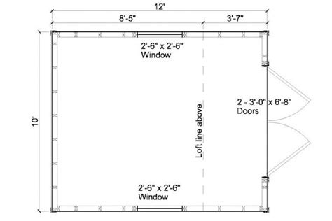 Shed Floor Plans by 17 Best Ideas About Shed Floor Plans On 1