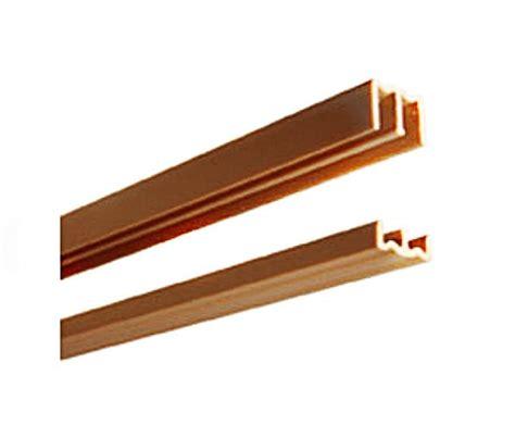 Cupboard Door Track by Buy The Knape Vogt P2417 48 Plastic Door Track Set
