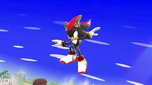 Shadow The Hedgehog Super Smash Bros For Wii U Gt Skins