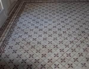 Faire Briller Des Carreaux De Ciment : comment nettoyer un carrelage ancien ~ Melissatoandfro.com Idées de Décoration