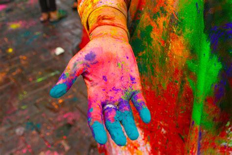 holi festival india exploration