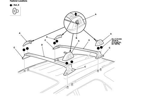 service manual  acura mdx head bolt removal diagram