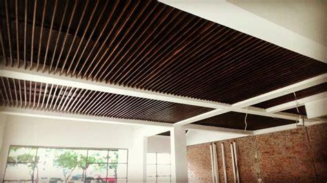 inspirasi model plafon lambersering plafon minimalis