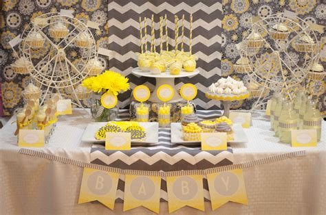 Baby Shower Ideas - baby shower themes for you to choose from