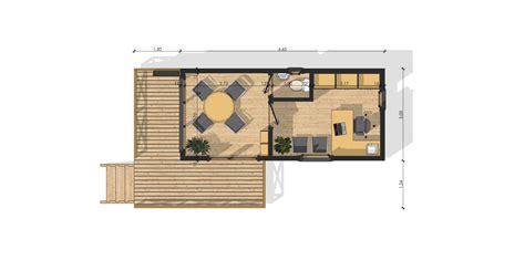 bureau de maison design module bureau de jardin ossature bois de 20 m modulob