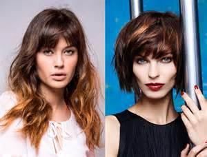 modã le de coupe de cheveux coupe de cheveux le décryptage des tendances de l automne hiver femme actuelle