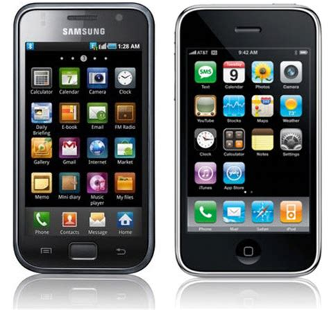 what s better iphone or galaxy apple attaque samsung et sa gamme galaxy pour copie