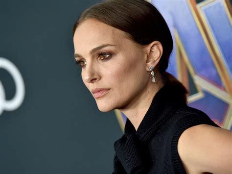 Natalie Portman Moby Was Much Older Man Being Creepy