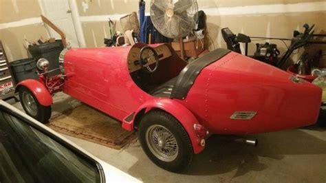 Bugatti Kit Car Manufacturers by 1927 Bugatti Kit Car For Sale Photos Technical