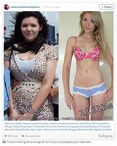 18 Astonishing Before and After Weight Loss Pictures - The ...