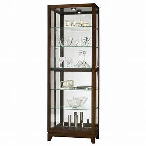 Howard Miller Luke Curio Display Cabinet 680588