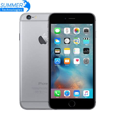 mobile iphone 6 plus original unlocked apple iphone 6 plus mobile phone gsm 18163