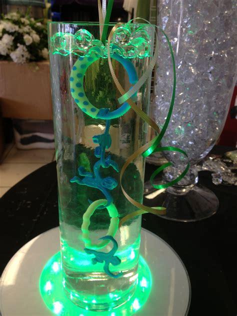 baby shower vases centerpiece cylinder cylinder vase baby shower