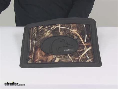 ducks unlimited multipurpose floor mat camouflage 16 1