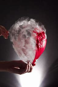 Balloon Popping Slow-Motion