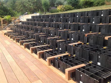 escalier exterieur modulesca les parquets du golfe 56