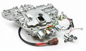Cuerpo De Valvulas Transmision Automatica Nissan Re4f04a