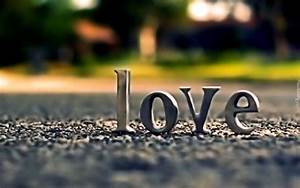 Napis, Miłość, Love