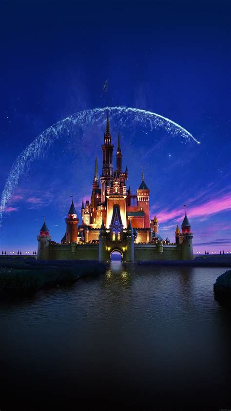 Disney Castle  Top 10 Htc One M9 Wallpapers Free Download