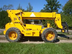Used 1997 Jcb 506b For Sale  2131