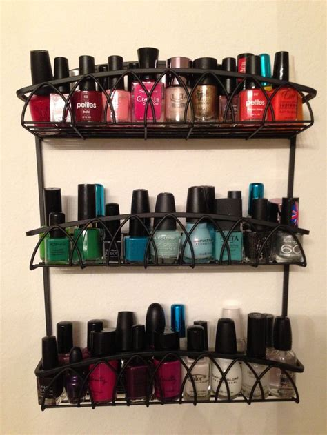 Spice Rack For Nail by Spice Rack Nail Rack My Pins