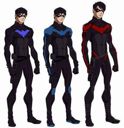 Nightwing Young Justice Dc Robin S2 Fan