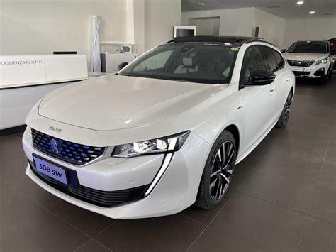 The site owner hides the web page description. Peugeot 508 Hybrid 225 e-EAT8 SW GT Line Benzina del 2020 ...