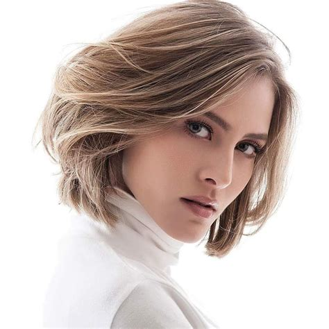 medium bob haircut ideas casual short hairstyles  women