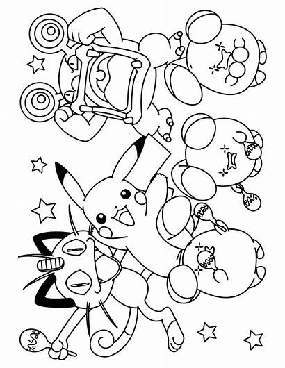 Pokemon Coloring Pages Advanced Printable Picgifs Tv
