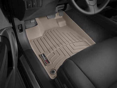 weathertech floor mats acura rdx weathertech floor mats floorliner for acura rdx 8 way 2016 2017 tan ebay