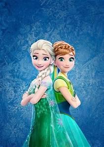 Disney Princess images Frozen Fever - Elsa and Anna HD ...