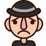 Smiley Sad Sorry Unhappy Naughty Emoji Icon