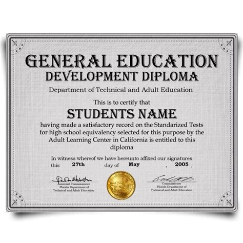 make your own diploma certificate