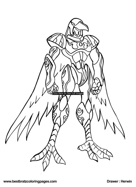 a coloring page bakugan coloring pages to and print for free