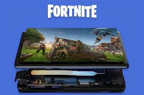 fortnite  android  galaxy note    biggest