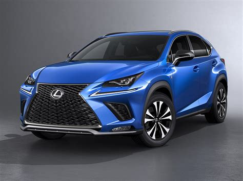 2019 Lexus Nx by 2019 Lexus Nx 300 F Sport The The Bad And The