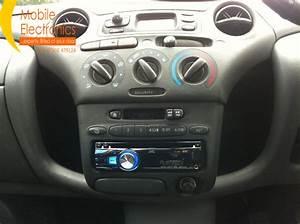 Toyota Yaris Head Unit Change