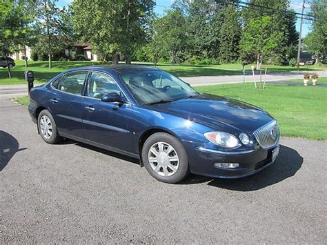 Buy Used 2008 Buick Lacrosse Cx Sedan 4-door 3.8l