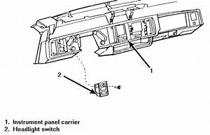 Buick Gm Headlight Wiring Diagrams