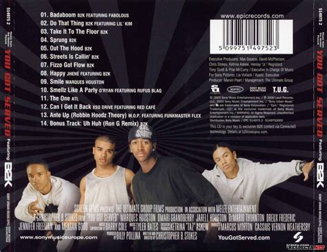 B2k Take It To The Floor Instrumental by B2k You Got Served Ost 187 Respecta The Ultimate Hip