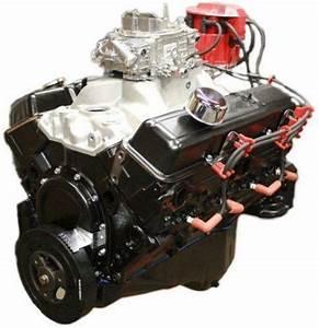 350 Small Block Engine